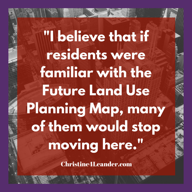 How to Anger People: Future Land Use